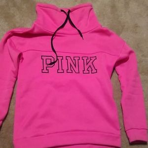 PINK joggers sweater